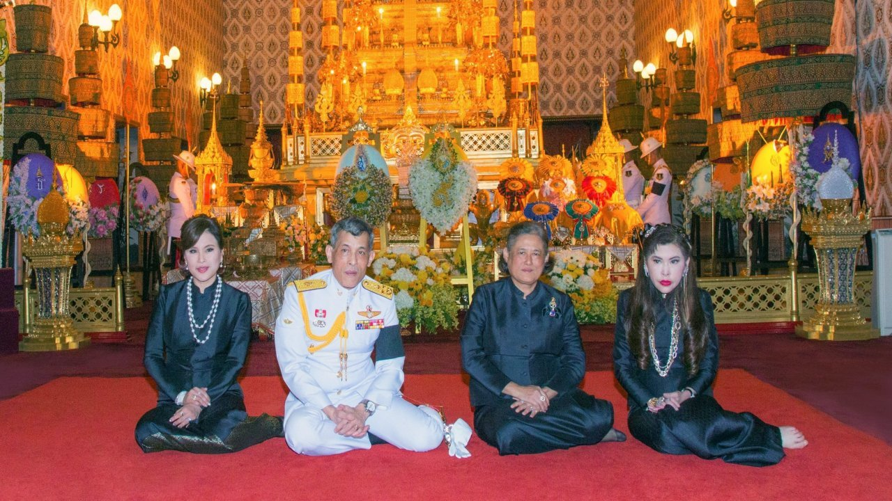 Thái Lan,công chúa Thái Lan,Vua Thái Lan,tổng tuyển cử,ứng viên thủ tướng