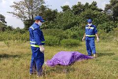 Phát hiện thi thể người đàn ông đang phân hủy trong hang
