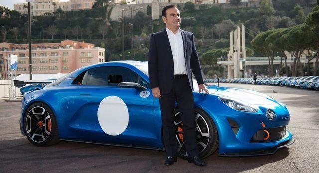 Carlos Ghosn,Nissan,liên minh Renault- Nissan