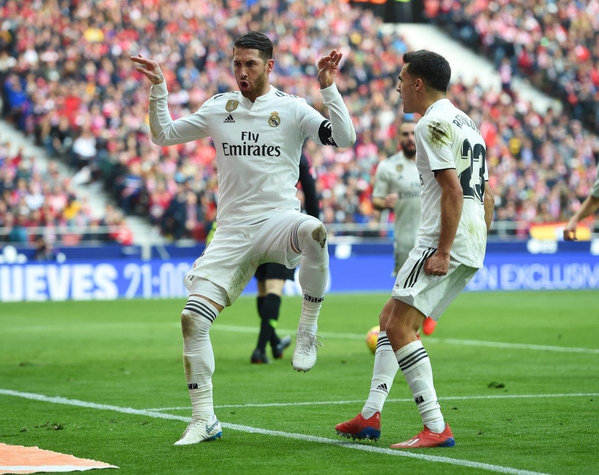 Trọng tài tiếp tay, Real Madrid leo lên nhì bảng