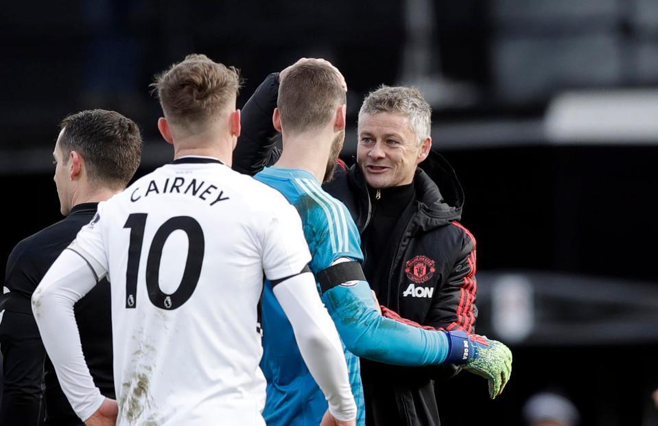 Solskjaer ngợi ca '80 phút tuyệt vời' của MU trước Fulham