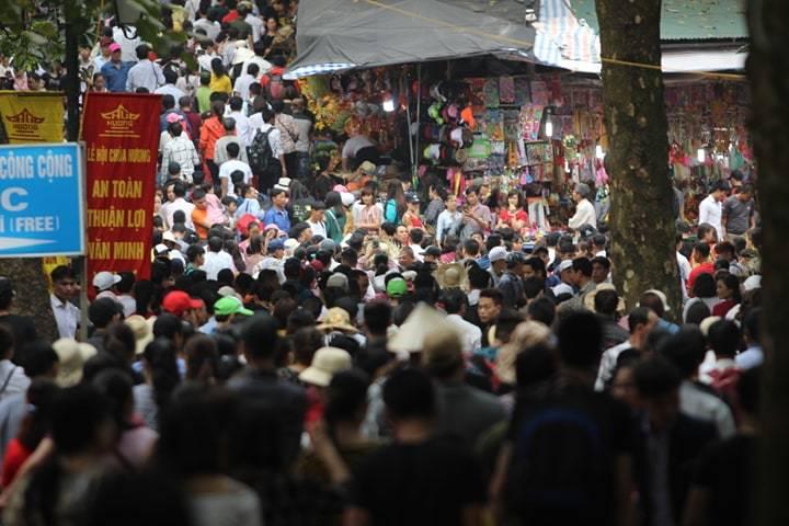 lễ hội chùa hương 2019,Hà Nội,Tết Nguyên Đán,Tết Kỷ Hợi 2019