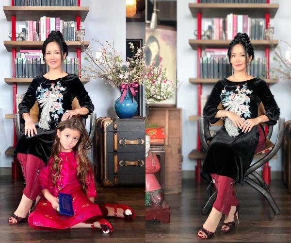 Những Sao Việt mặc đẹp, mặc xấu ngày Tết