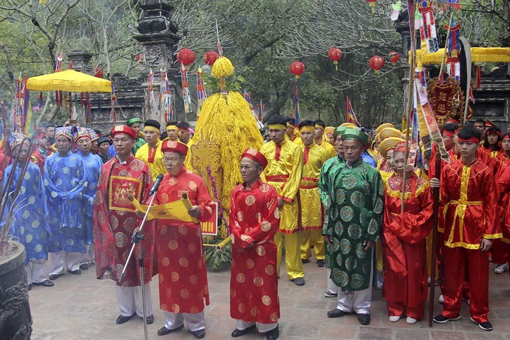 Đền Gióng,Lễ hội đền Gióng