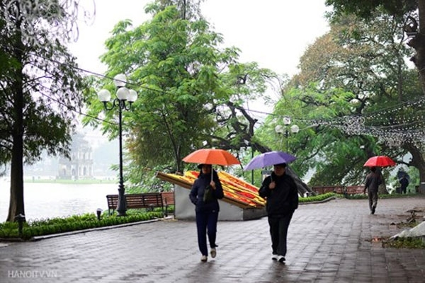 Dự báo thời tiết 11/2: Không khí lạnh tràn về, Hà Nội giảm nhiệt