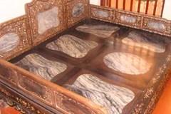 Chiếc sập cổ 300 năm: Báu vật có 1 không 2, trả giá 2 triệu USD
