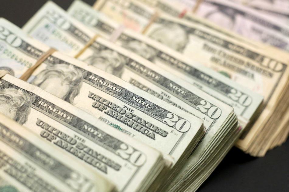 Tỷ giá ngoại tệ ngày 11/2: USD tăng, Euro giảm giá