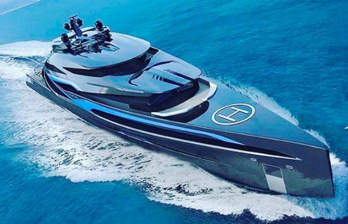 Lương 2,2 tỷ: Đi siêu xe, cưỡi du thuyền nhận... chơi xong bán lại cho đại gia