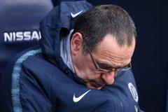 Chelsea thua thảm, HLV Sarri sắp bị Abramovich đá bay ghế