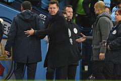 Guardiola ngỡ ngàng khi HLV Chelsea từ chối bắt tay