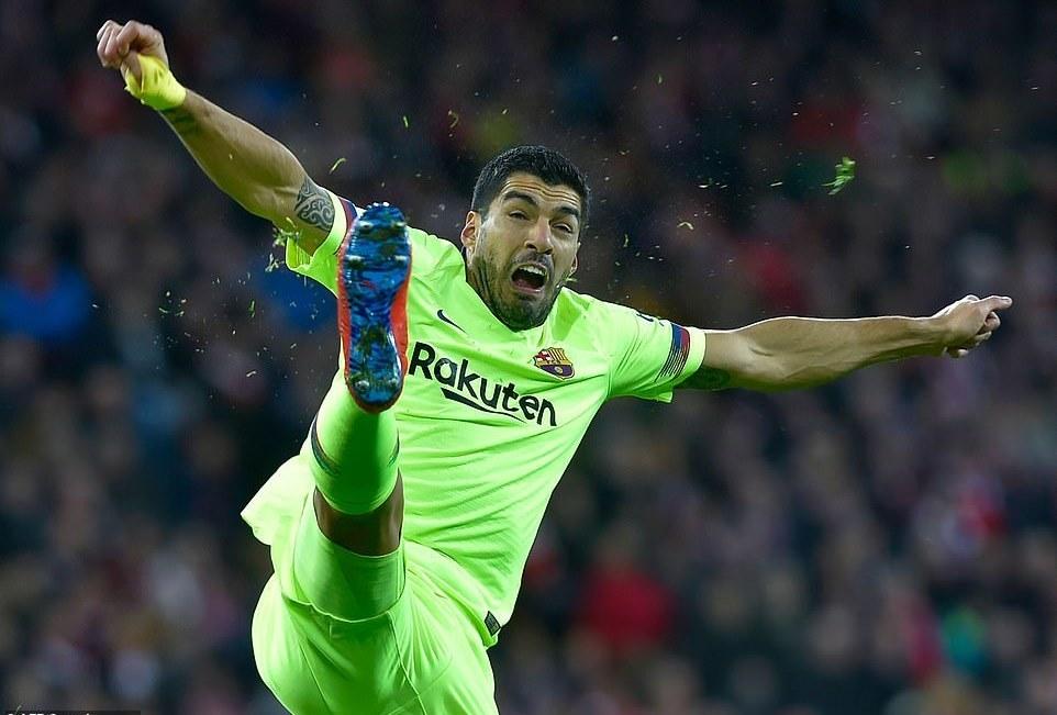 Messi bị 'khóa chặt', Barca bất lực trước Bilbao