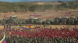 """Venezuela mở màn tập trận """"quan trọng nhất"""" lịch sử"""
