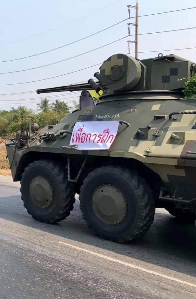 Rộ tin đồn đảo chính ở Thái Lan