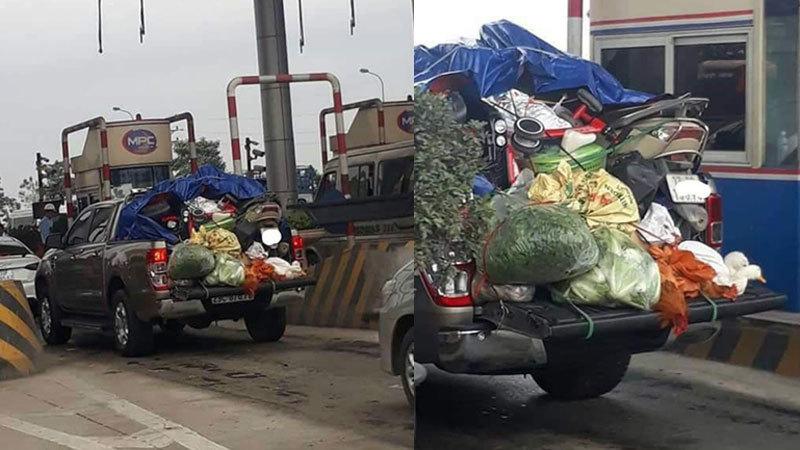 Sự thật trong vali ngày trở lại Thủ đô của triệu người dân ngoại tỉnh