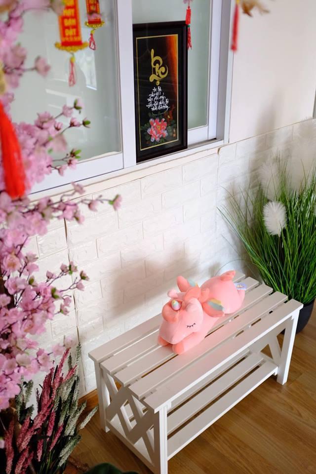 Căn hộ nhỏ xinh ấm cúng của ca sĩ Nam Cường