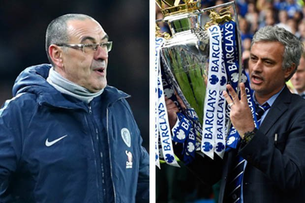Chelsea,Sarri,Mourinho,Man City