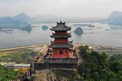 Đại gia Việt ăn chay trường xây ngôi chùa lớn nhất thế giới