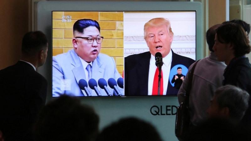Hội nghị thượng đỉnh Mỹ Triều,Donald Trump,Kim Jong Un