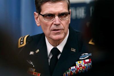 Chỉ huy cấp cao Mỹ tuyên bố trái ngược với ông Trump về IS