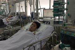 Em Nguyễn Tấn Cường đã được xuất viện