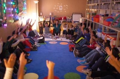Hàng trăm trường học Anh dạy môn học mới: Ngồi thiền