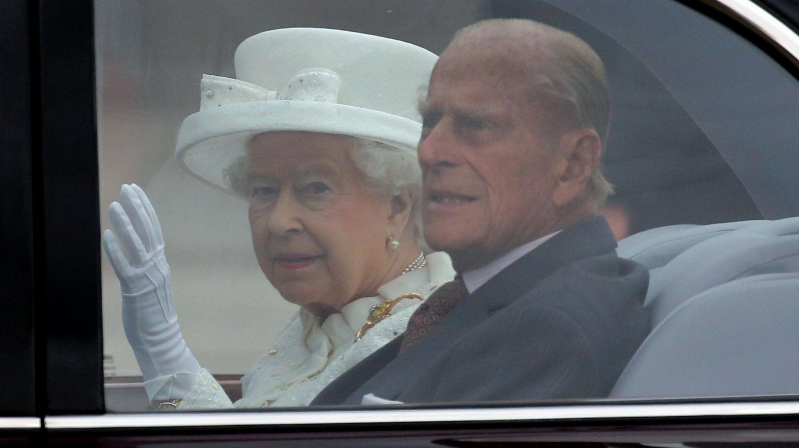 Hoàng thân philip,chồng nữ hoàng anh,nữ hoàng Elizabeth II,Land Rover