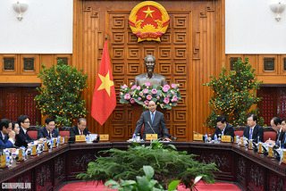Thủ tướng: Tổ chức chu đáo cuộc gặp thượng đỉnh Mỹ-Triều tại Hà Nội