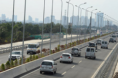 Cao tốc bị cướp hơn 2,2 tỷ: Thu phí BOT, DN nói sao Tổng cục chỉ biết vậy