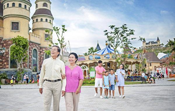 Hương Tết xưa - nay ở Vinpearl Land