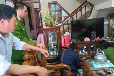 Chùm ảnh: Vật chứng quan trọng vụ nữ sinh bị giết ở Điện Biên