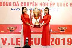 Kết quả bóng đá lượt đi V-League 2019
