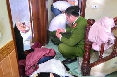 Vụ nữ sinh bị sát hại ở Điện Biên: Khám nhà cậu ruột nghi phạm