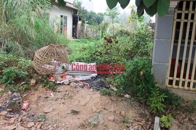 Nữ sinh giao gà bị sát hại ở Điện Biên