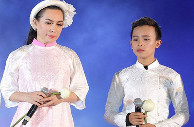 Phi Nhung: Không bao giờ có chuyện Hồ Văn Cường đua đòi, hư hỏng! - VietNamNet