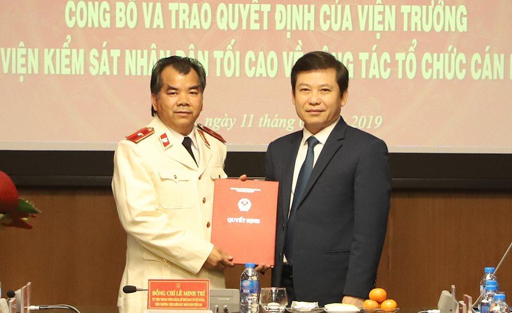 bổ nhiệm,nhân sự,Bộ Tài nguyên và môi trường,VKSNDTC