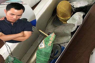 Bắt kẻ gửi 'quà' gây nổ khiến 2 người bị thương ở Sài Gòn