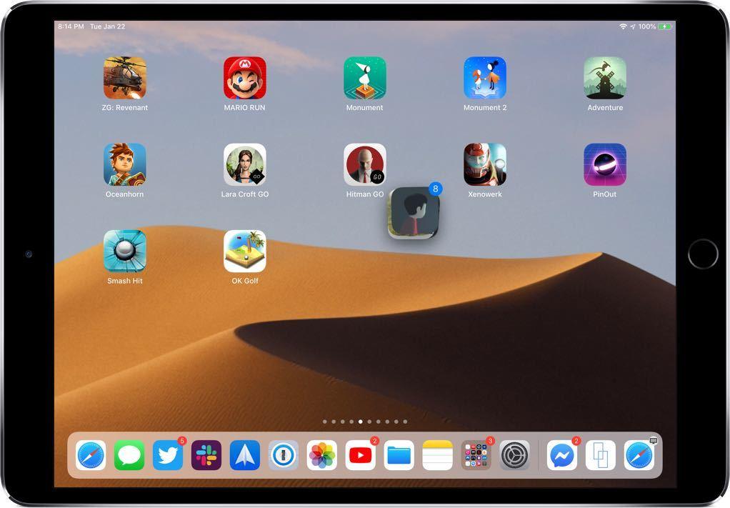 8 mẹo hay dành cho iPad