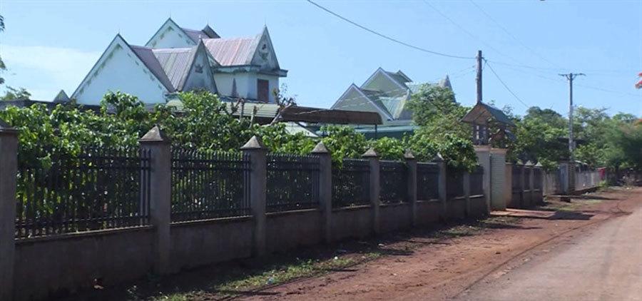 làng tỷ phú