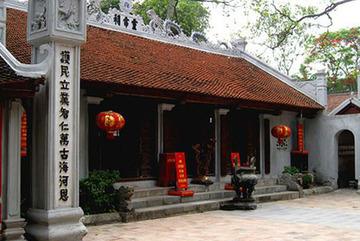 Chuyện ít biết về 4 ngôi đền thiêng được xem là 'Tứ trấn Thăng Long'