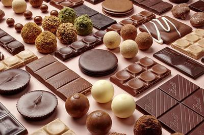 Tin vui ngày Valentine: ăn socola có tác dụng giảm mỡ thừa hiệu quả