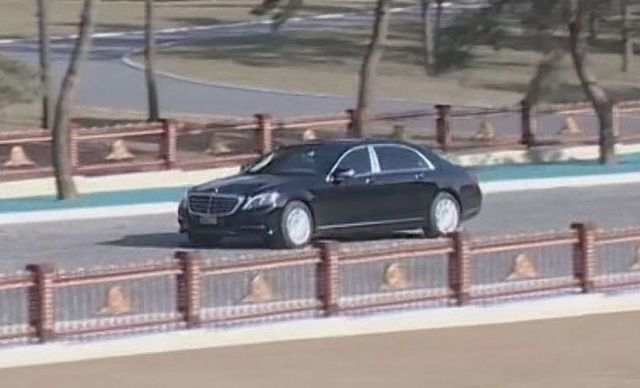 Mercedes Maybach,Kim Jong-un,Hội nghị Mỹ-Triều