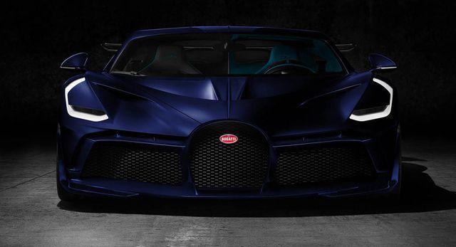 Bugatti,Bugatti Divo,siêu xe