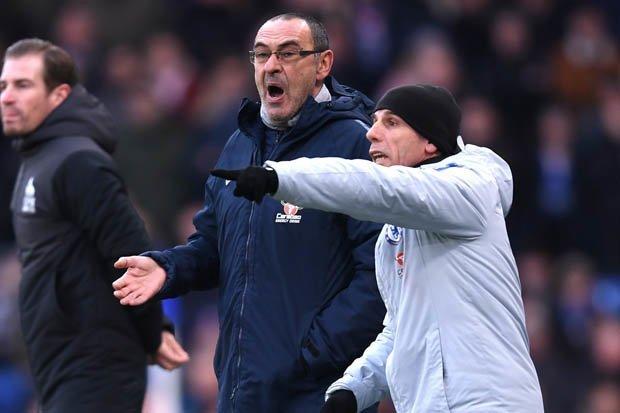 Chelsea,Zola,Maurizio Sarri