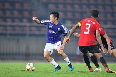 Hạ đội bóng Thái Lan, Hà Nội đá play-off với CLB của Fellaini