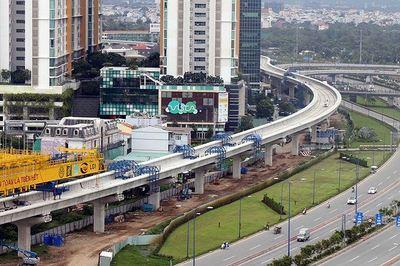 Hàng triệu dân Sài Gòn sắp hưởng lợi từ tuyến metro đầu tiên
