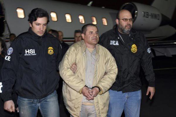 Joaquín 'El Chapo' Guzmán,ông trùm,buôn lậu ma túy,Mỹ,Mexico