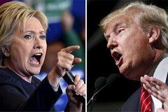 """Hillary Clinton chế giễu ông Trump """"trộm"""" khẩu hiệu tranh cử"""