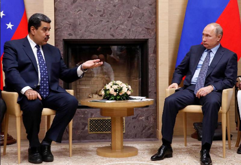 Nga sẵn sàng giúp Venezuela xử lý khủng hoảng, cảnh báo Mỹ