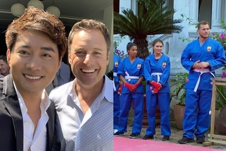 Show hẹn hò bê bối nhất thế giới bất ngờ ghi hình ở Việt Nam
