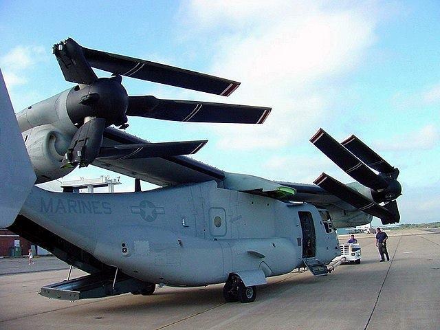 Giải mã trực thăng đa nhiệm V-22 của Mỹ